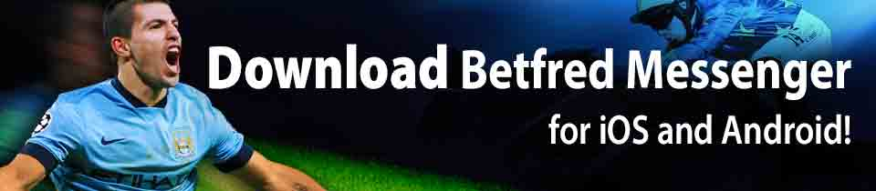 Betfred - Betfred Messenger - Text Betting