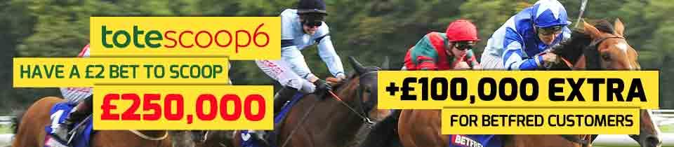 Scoop6 Online Horse Racing Betting