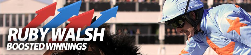 Betfred - Ryan Moore Boosted Winnings - Horse Racing - Betting Online
