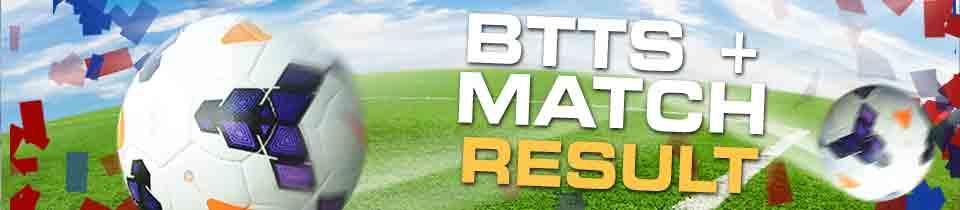 BTTS Match Result