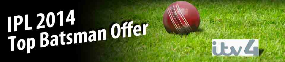 IPL Top Batsman Offer