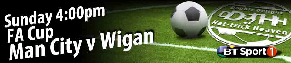 Man City v Wigan