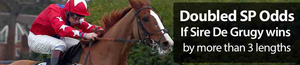 Double Up - Sire-De-Grugy